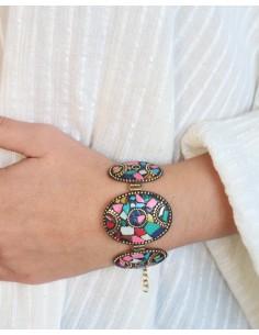 Bracelet tibétain et éclats... 2