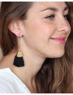 Boucles d'oreilles dorées... 2