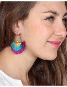 Boucles d'oreilles à... 2