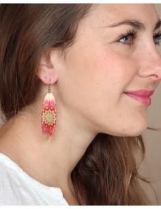 Boucles d'oreilles ovales... 2