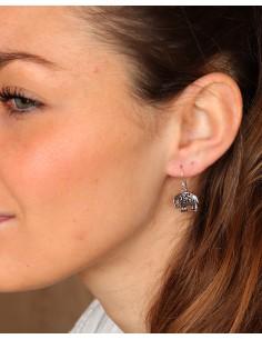 Boucles d'oreilles éléphant... 2
