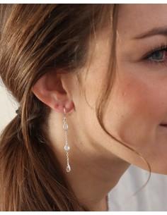 Boucles d'oreilles longues... 2