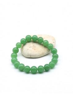 Bracelet jade perles ronde...