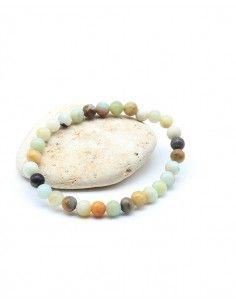 Bracelet amazonite perles...