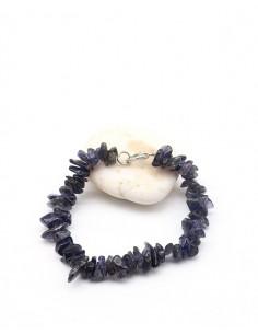Bracelet en iolite