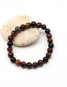 Bracelet pierres pour homme - Mosaik bijoux indiens