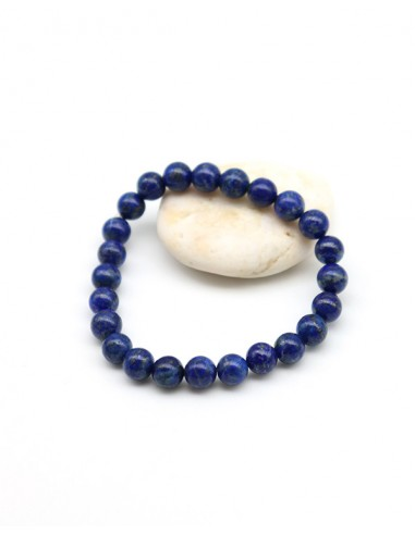 Bracelet pierres lapis lazuli - Mosaik bijoux indiens