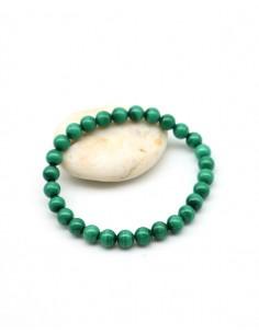 Bracelet malachite - Mosaik bijoux indiens