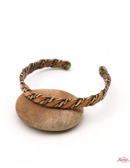 Bracelet cuivre - Mosaik bijoux indiens