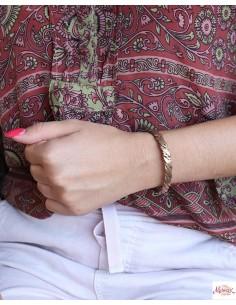 Bracelet cuivre - Mosaik bijoux indiens 2