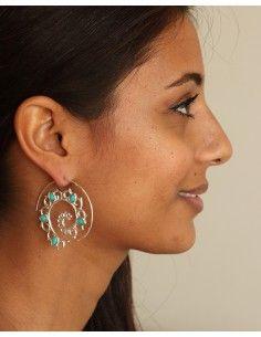 créole hippie chic - Mosaik bijoux indiens 2