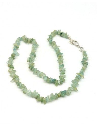 Collier jade - Mosaik bijoux indiens