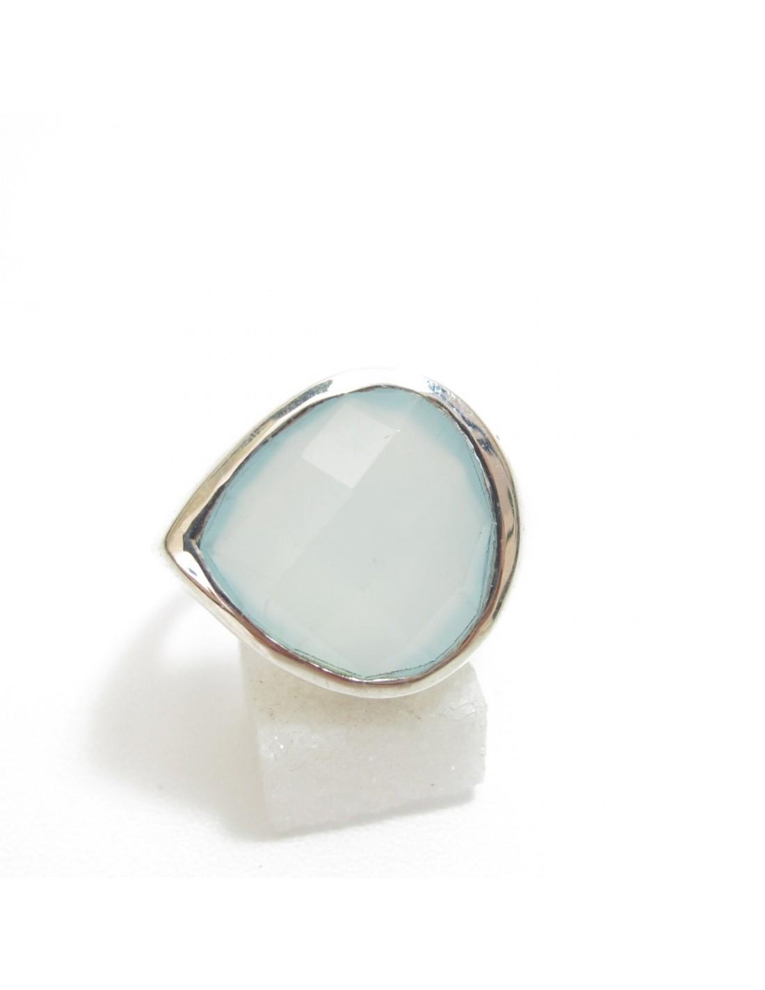 bague argent et onyx bleu bijoux et bagues indiennes en lignes b249. Black Bedroom Furniture Sets. Home Design Ideas