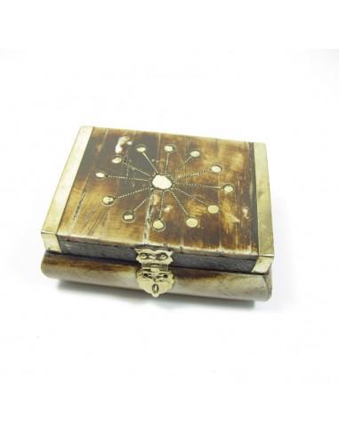 boite à bijoux indienne grand format