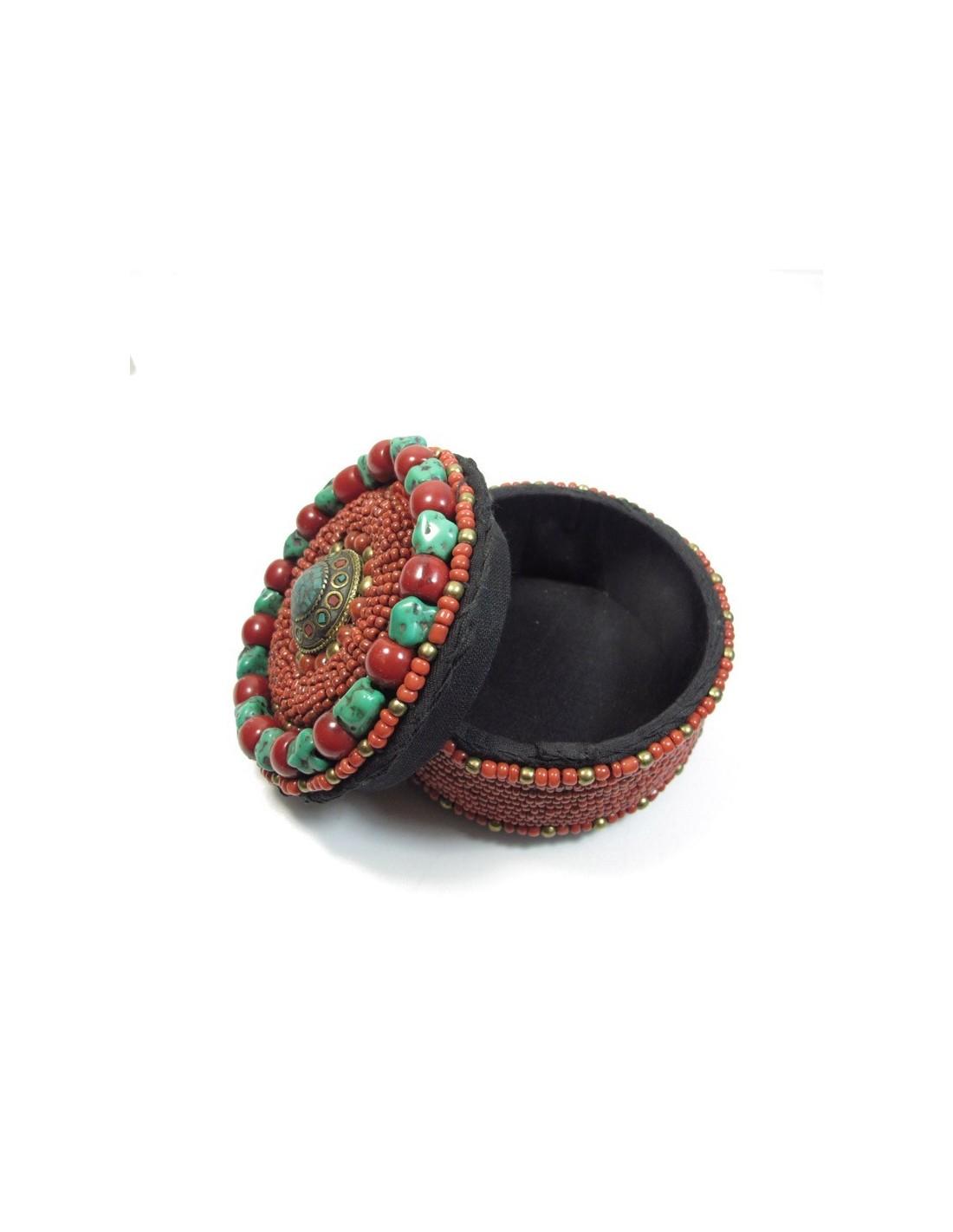 Boite bijoux vente de bijoux indiens a44 - Boite a bijoux originale ...