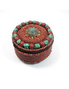 Boite à bijoux style ethnique 2