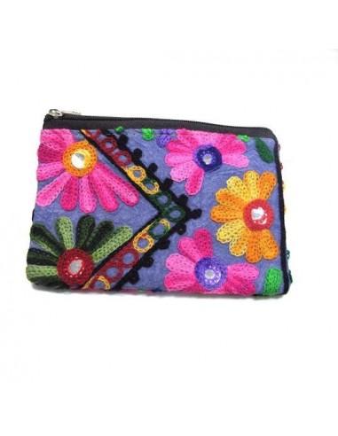 Patite pochette de sac à fleur