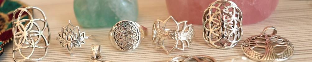 Bijoux zen et spirituels  - Mosaik bijoux indiens