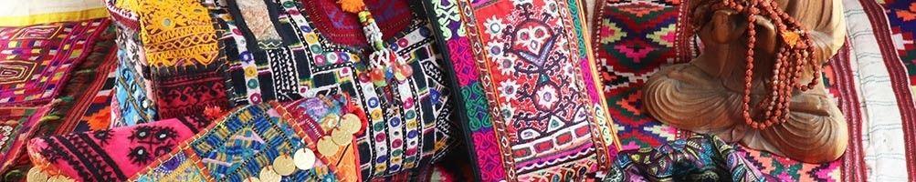 Accessoires mode indiens & ethniques | look bohème | Boutique Mosaik