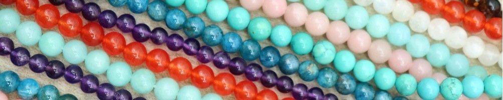 Bijoux en pierres naturelles & semi précieuses | Mosaik bijoux indiens