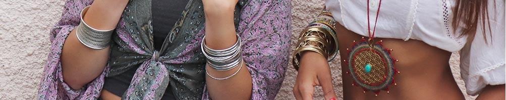 Bracelets indiens & ethniques | Boutique Mosaik bijoux indiens