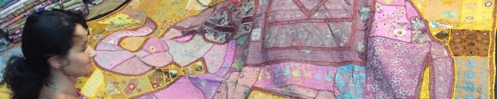 Objets et tissus d'Inde pour maison et décoration | Boutique Mosaik
