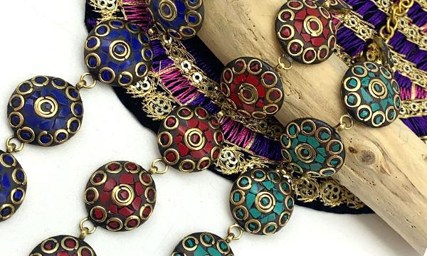 bracelet ethnique tibétain