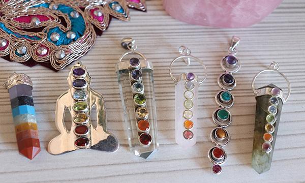 bijoux 7 chakras