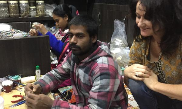 bijoux en pierres Jaipur
