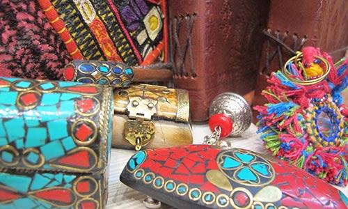 accessoires indiens