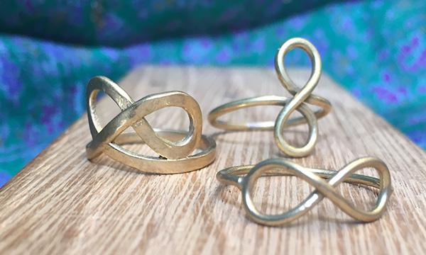 Que représente le symbole infini sur nos bijoux argent