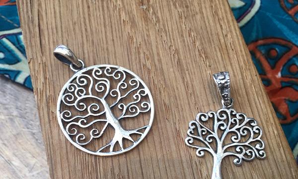 pendentifs arbre de vie