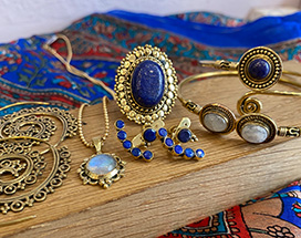 bijoux ethniques indiens