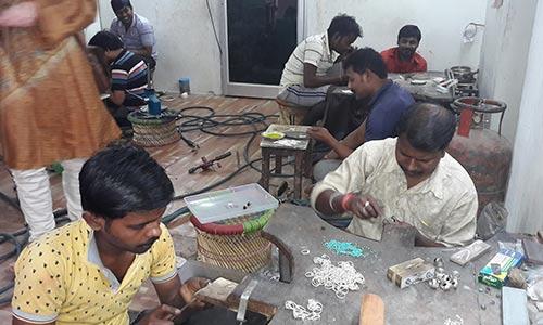 fabrication bijoux laiton