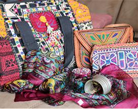 foulards et accessoires