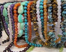 bijoux en pierre