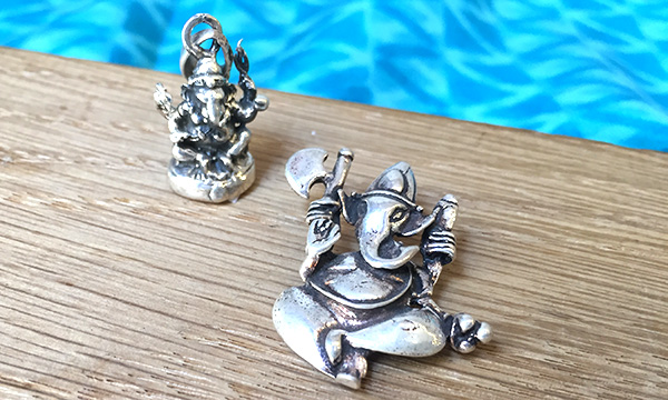 Pendentifs Ganesh