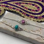 Ces 2 bracelets en argent sont de nouveau disponibles sur la boutique en ligne 😍😍😍 Www.bijouxindiens.net