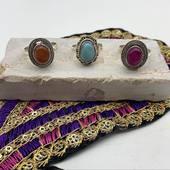 Des bagues, des bagues et encore des bagues 🤩🤩 Tous vos bijoux argent ethniques dispos sur www.bijouxindiens.net