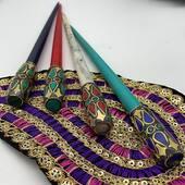 Ils sont déjà en ligne 😍 Avouez que ces piques à cheveux sont tout simplement sublimes 🤤 Www.bijouxindiens.net