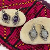 De nouvelles boucles d'oreilles sont disponibles sur le site les filles 😍😍 plein de nouveauté à venir découvrir sur www.bijouxindiens.net ❤️