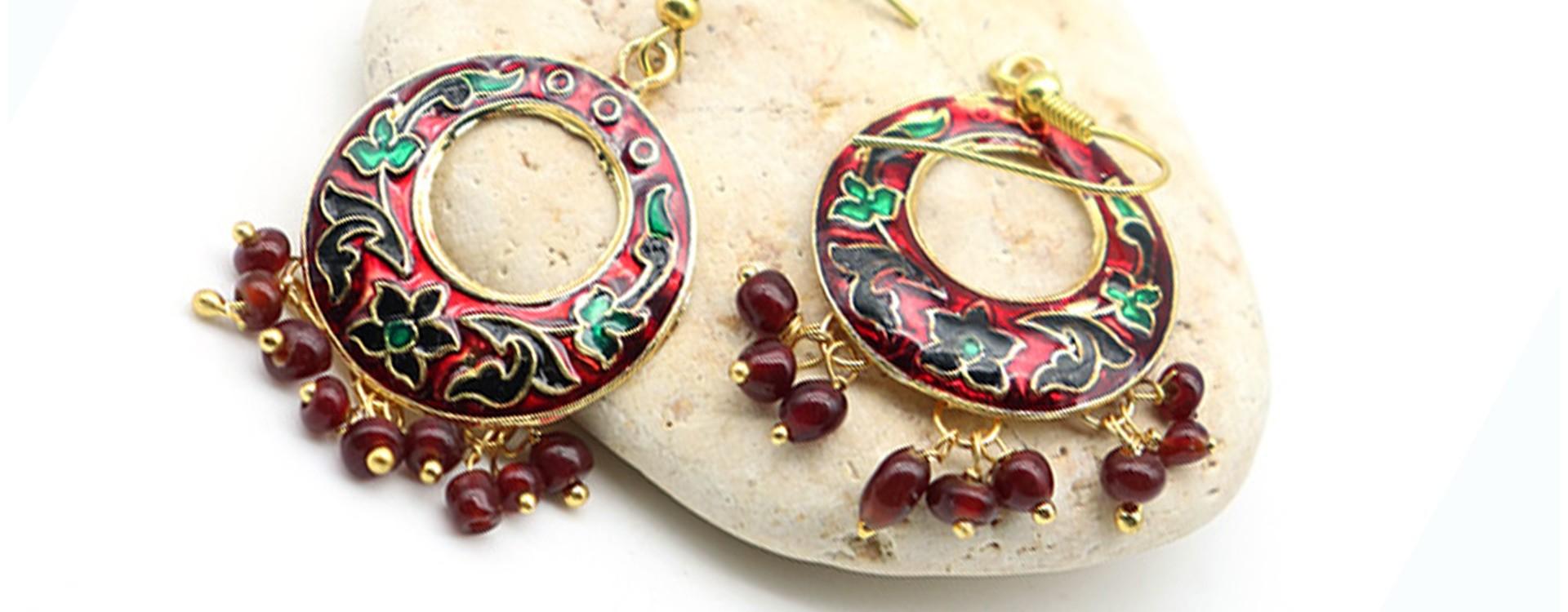 Bijoux fantaisie indiens