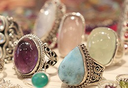 Jaipur, ville des pierres et bijoux argent