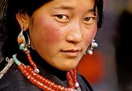 Les bijoux  tibétains