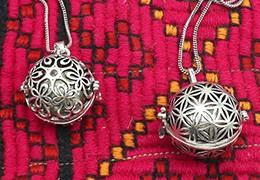 Bijou de grossesse bola - Mosaik bijoux indiens