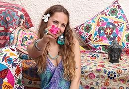 Le style hippie chic