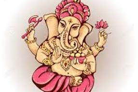 Ganesh, le dieu fétiche indien